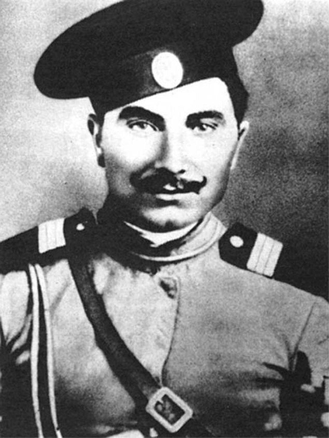 Буденный Семен Михайлович в звании унтер-офицера