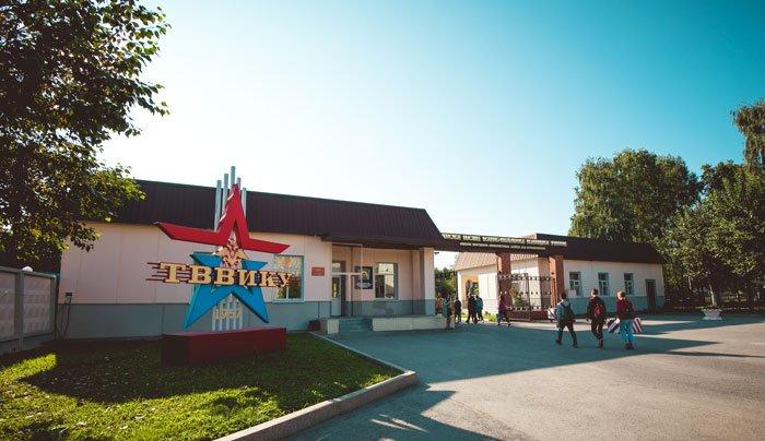 КПП Тюменского военно-инженерного училища