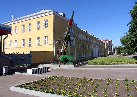 Здание Краснодарского ВВАУЛ