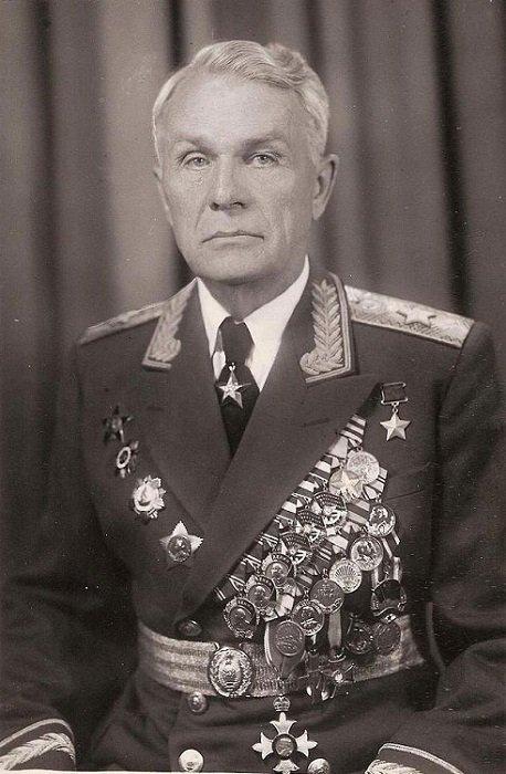 Маршал инженерных войск Прошляков А.И.