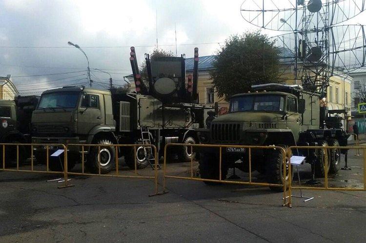 Транспортное вооружени ЯВВУ ПВОе