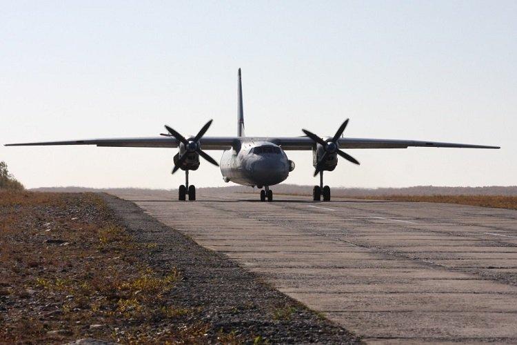 Транспортный военный самолет
