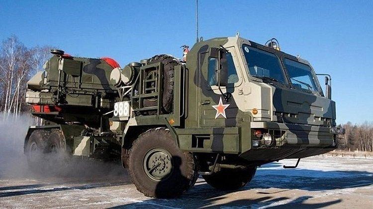 Транспортное средство ПВО