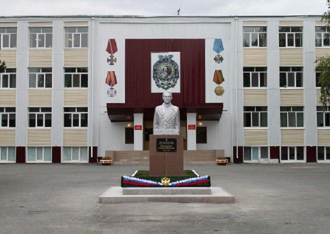 Здание Тюменского высшего военно-инженерного командного училища им. А.И. Прошлякова