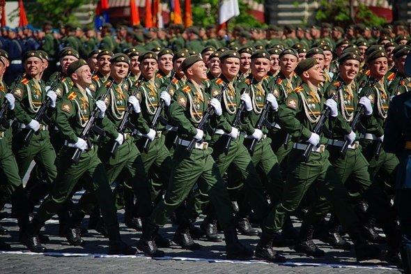 Строевой марш курсантов ВА МТО