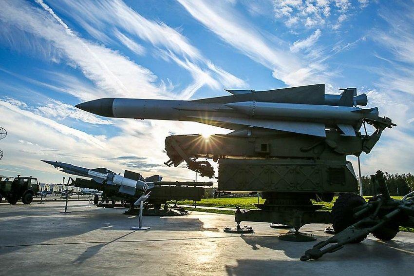 Зенитно-ракетные установки