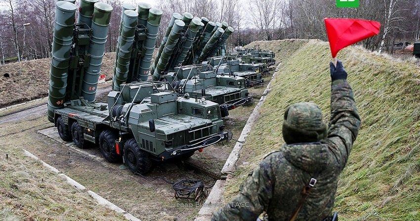 Зенитные ракетные комплексы ПВО