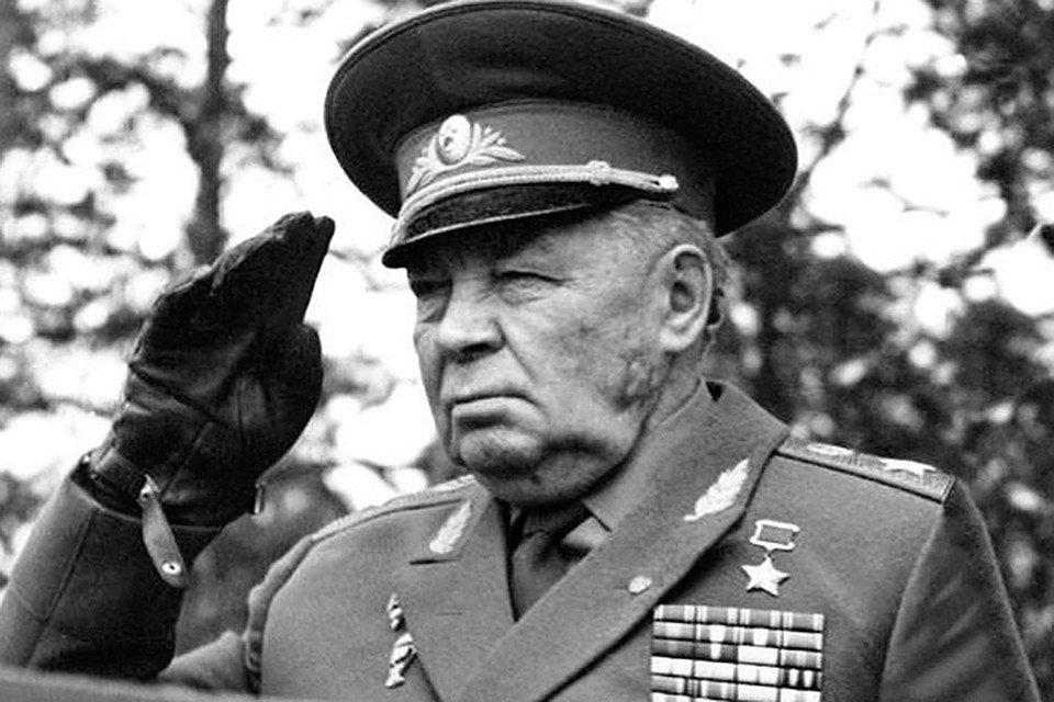 Маргелов Василий Филиппович