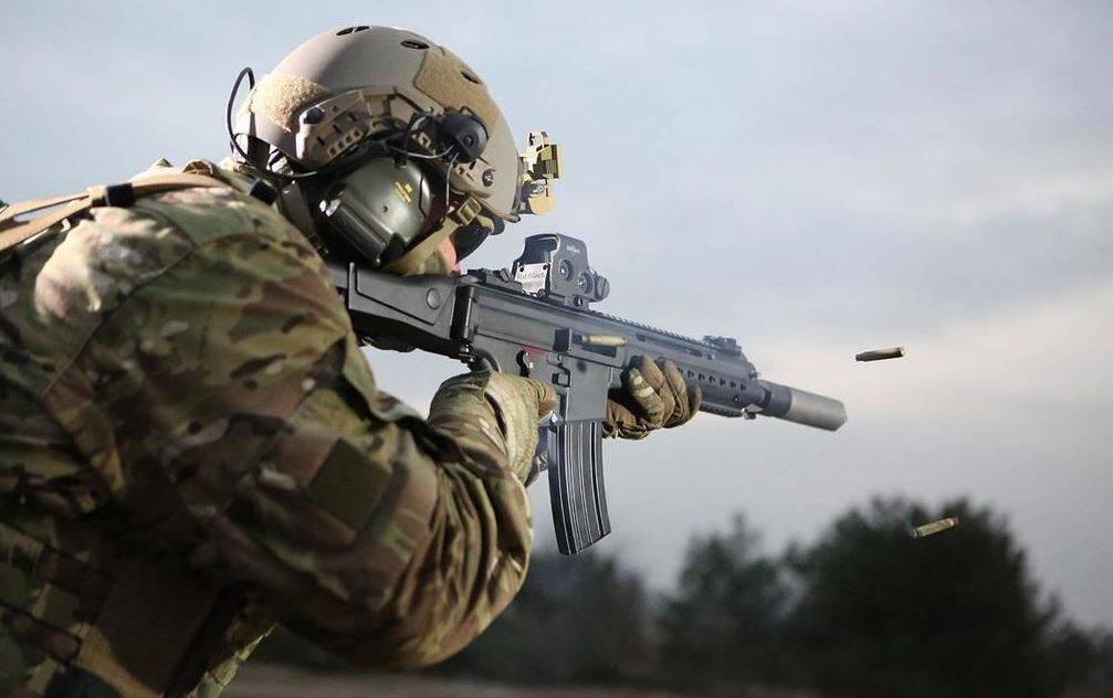 Огнестрельное оружие мотострелковых бригад