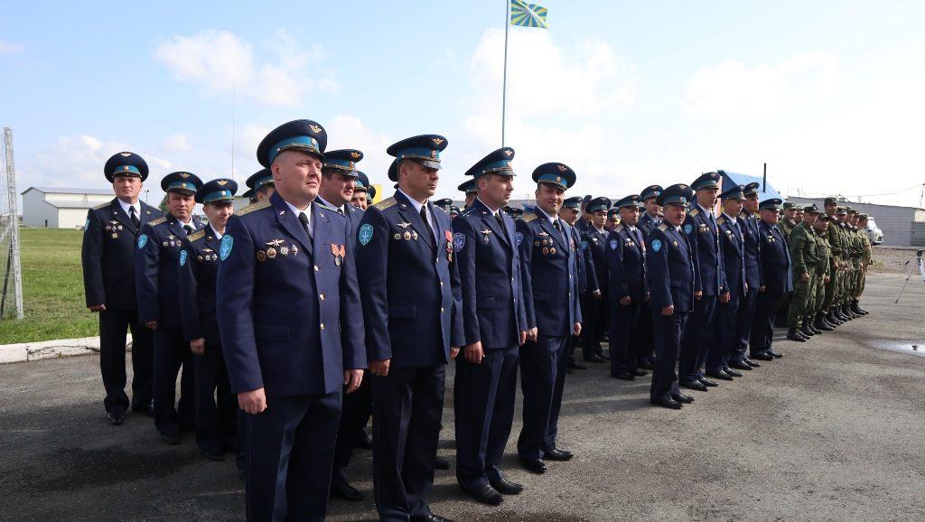Военная форма ВВС России