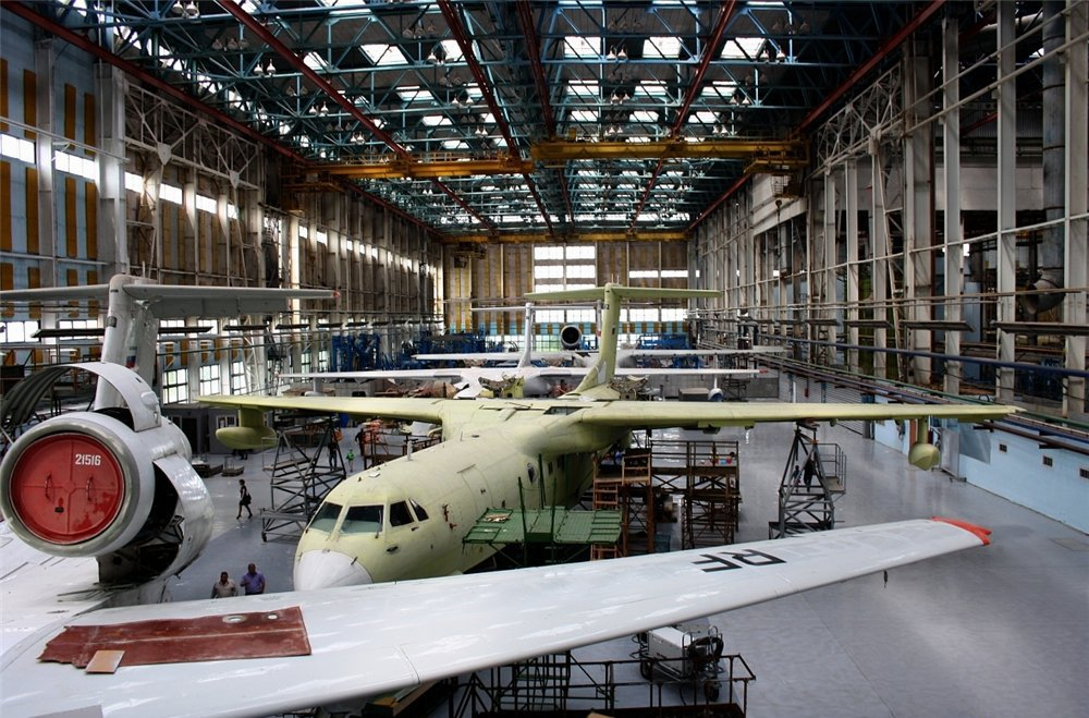 Авиастроительный завод России