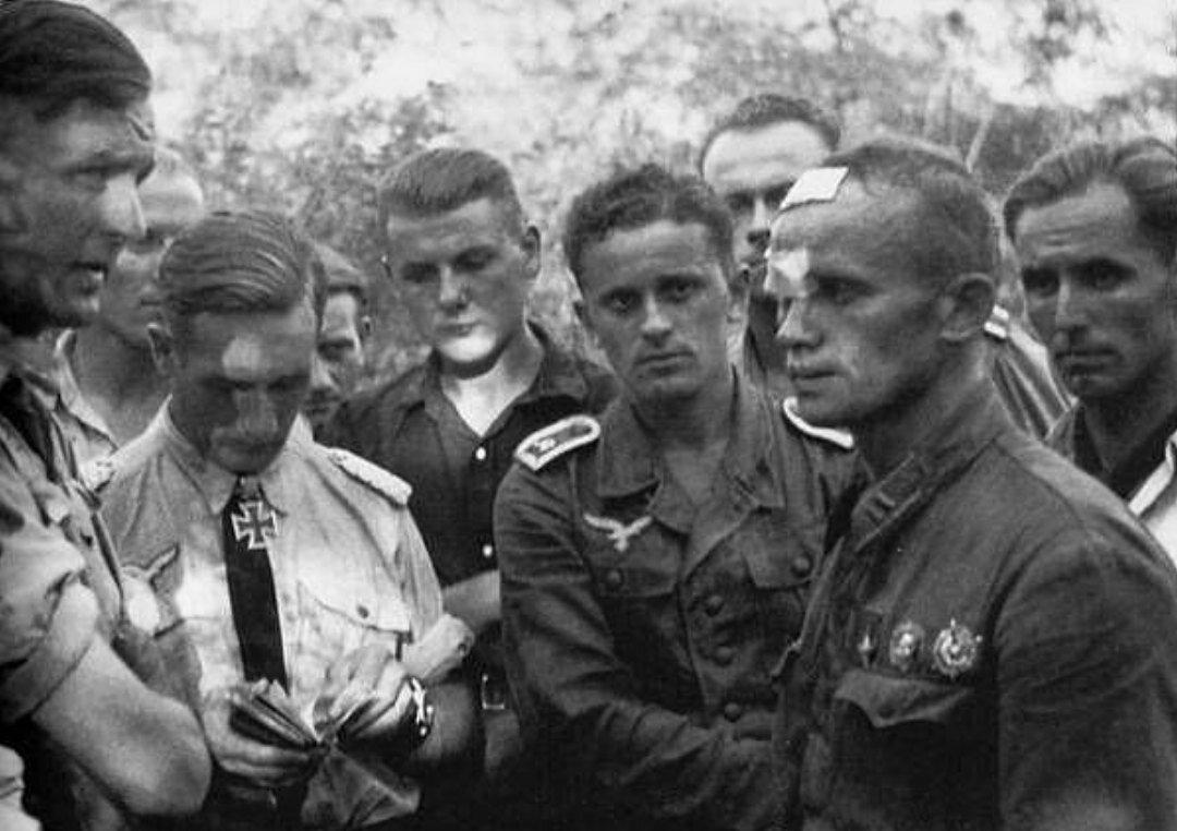 Герой Советского Союза майор Антонов