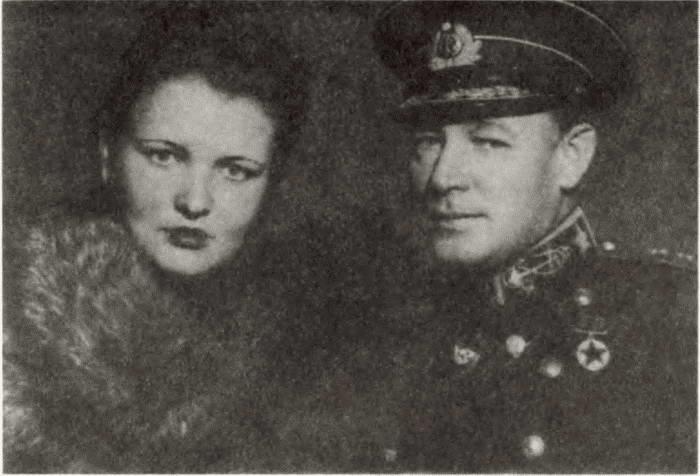 Николай и Вера Кузнецовы