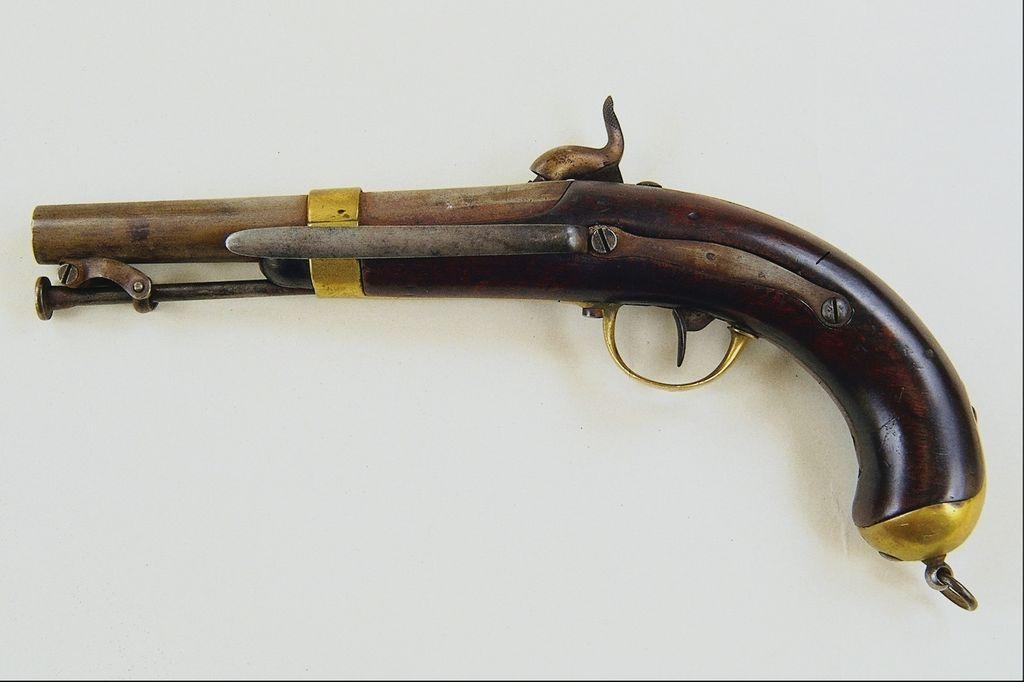 Кремниевый пистолет
